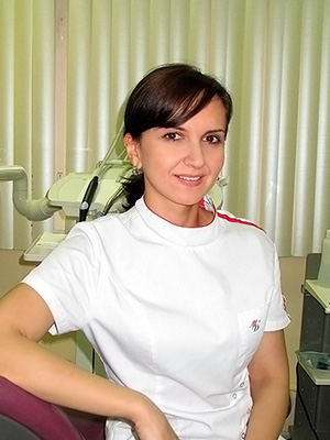 Савоськина Марина Владимировна