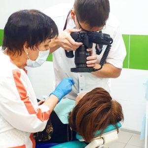 Фотопротокол в стоматологии