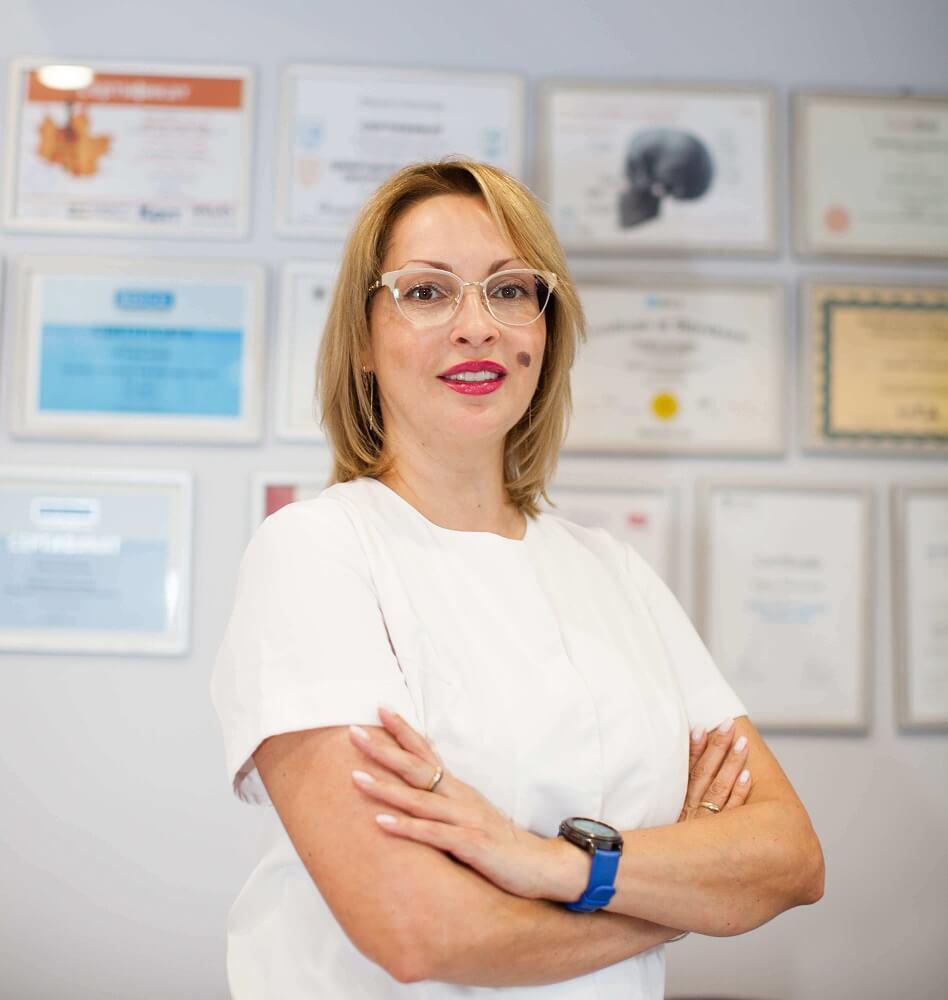 Серегина Наталья Михайловна